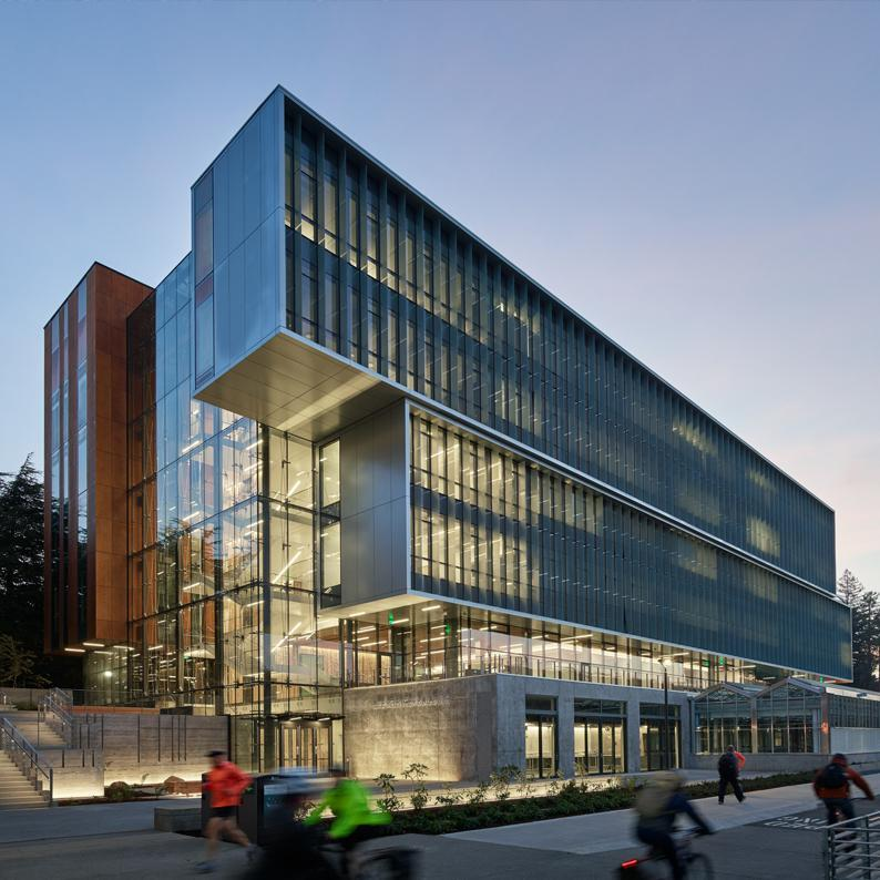 PHOTOVOLTAIC CURTAIN WALL - U. WASHINGTON