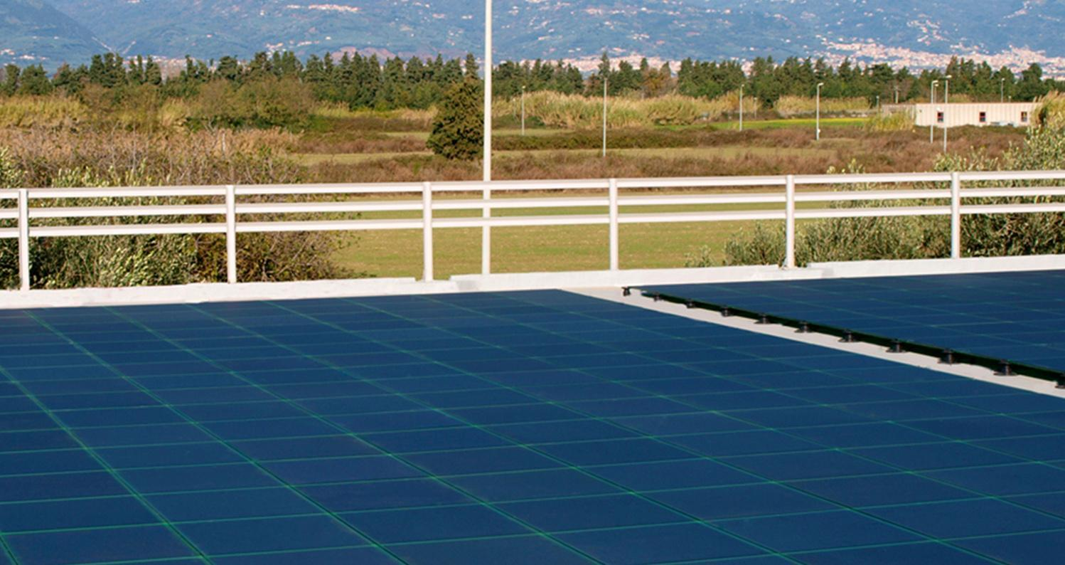 Tterina foundation photovoltaic package onyx solar