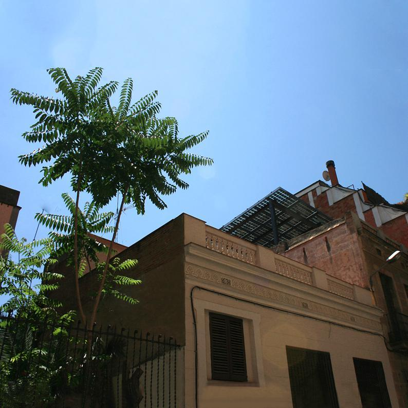 PHOTOVOLTAIC CANOPY - XSCHE'S HOUSE