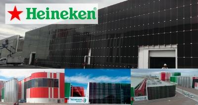 Heineken production plant
